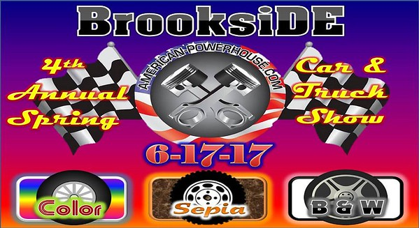 Brookside Spring Car & Truck Show 2017
