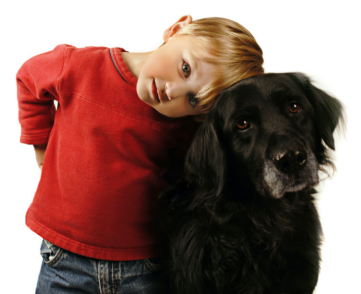 Title: A Boy & His Dog