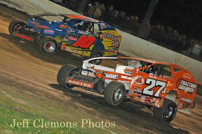 Brewerton Hurricane 100 358 race 10-9-14 - Jeff Clemons Photos