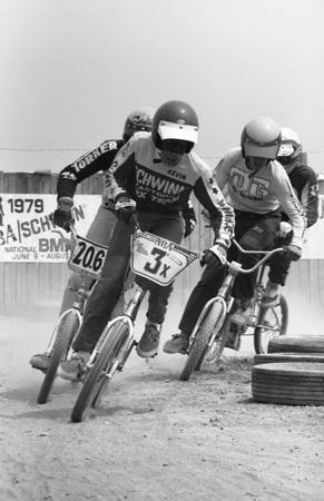 1979 - Niagra BMX Park, NY - by Russ Okawa