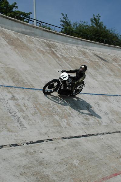 German ZementBahn racing photos