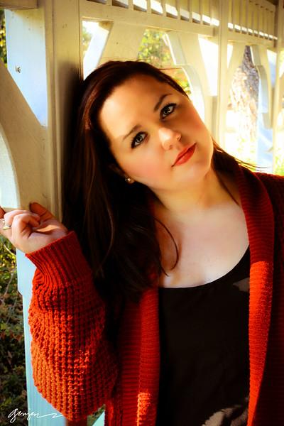 Lily - Senior Portraits 2014