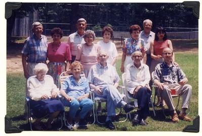 1993 Doggett Reunion