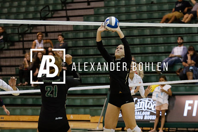 2016 Cal Poly Volleyball vs Fullerton