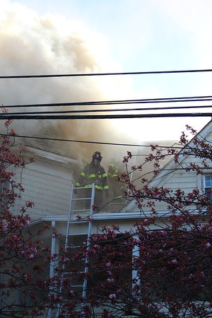 3 Alarm House Fire - 331 Park Ave Bridgeport, CT - 4/26/2021