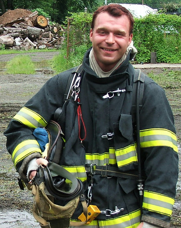 New Milford, NJ Firefighter Douglas Van Valen
