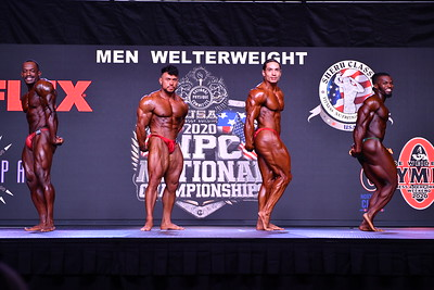 Men's BB Open Welterweight