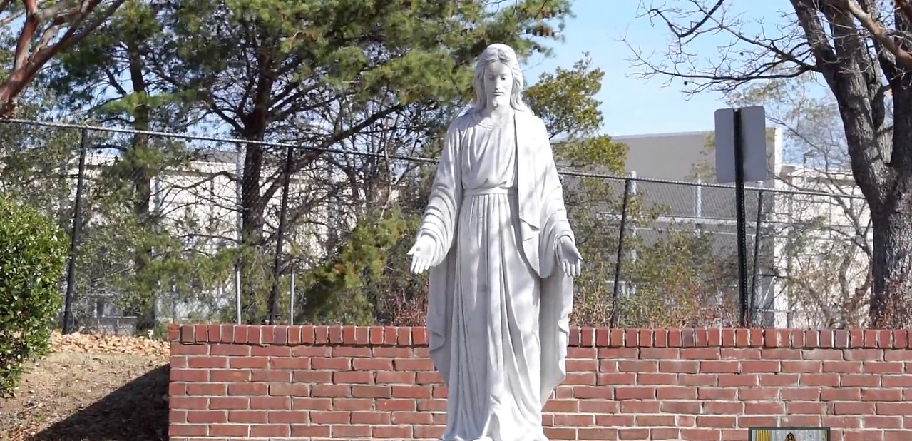 ✟ Our Lady of Guadalupe Mass|Campus Clip
