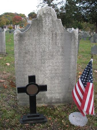 Simeon Thayer Grave