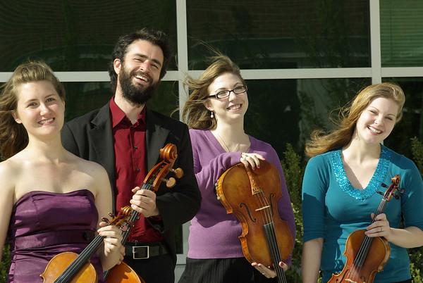 Quartets: Pleiades,...
