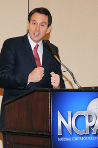 NCPA Economic Policy Forum & Author Series with Gov. Tim Pawlenty, Jan. 21, 2011