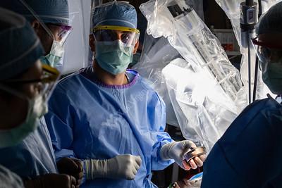 35663 Dr Brian Boon MD Robotic Hepatic Artery Pump Surgery  May 2019