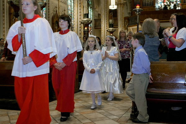 1st Holy Communion 2011