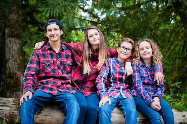 Chandra & Family