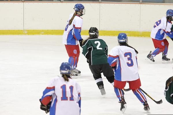 WUHS Girls Hockey vs Hartford
