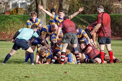 Monmouth Druids 24 v USK 2nds 12