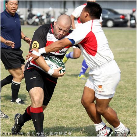 2010-11傑克丹尼盃M03-台北猴王 VS 台北巨人(Baboons vs Giants)