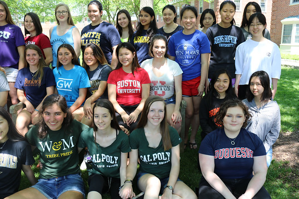 College Shirt Day 2018