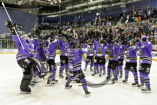 Clan v Flyers 6 December 2014
