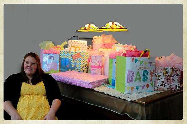 Maddy baby shower