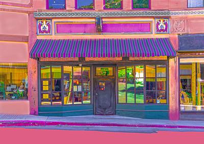 'Cafe Roka,' Bisbee, AZ, 2019.