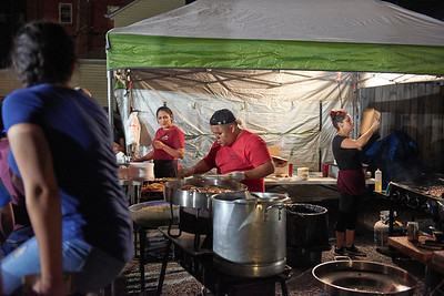 August - Taco Night @ Chilango's