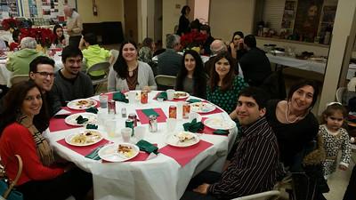 Armenian Christmas in Columbus mission parish
