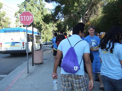 2007.10.21 Football UCLA vs Cal