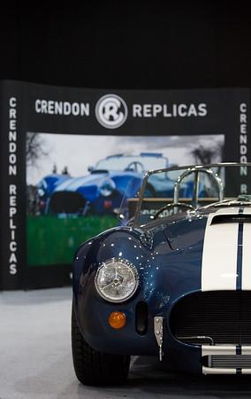 Stoneleigh Kit Car Show 2019