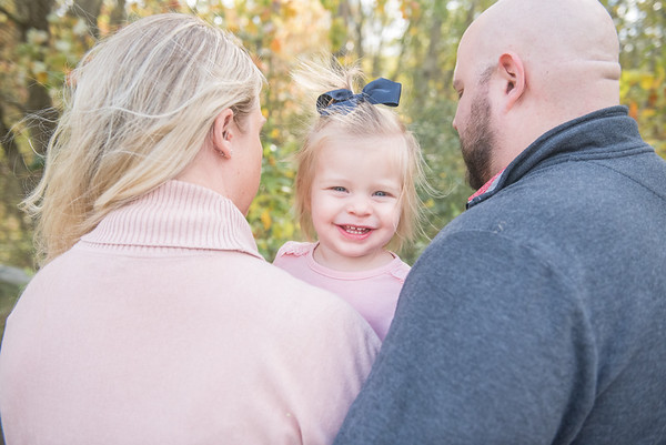 Adams Family Fall 2018