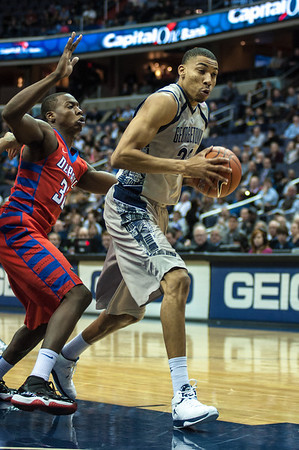 (pictures are not for sale) Georgetown vs. Depaul