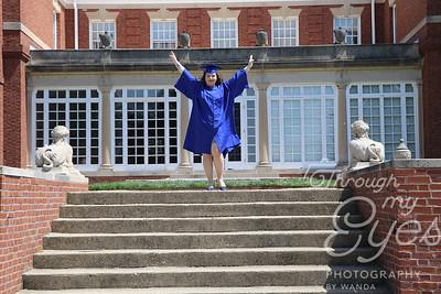 Elizabeth's College Graduation 2018