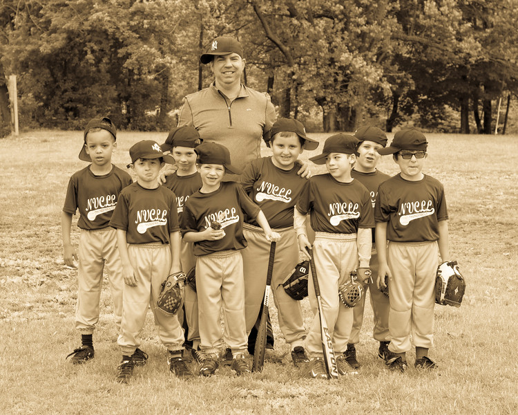 Nyack Little League - 2015