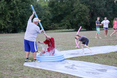 20160812 - Slip-N-Slide Kickball