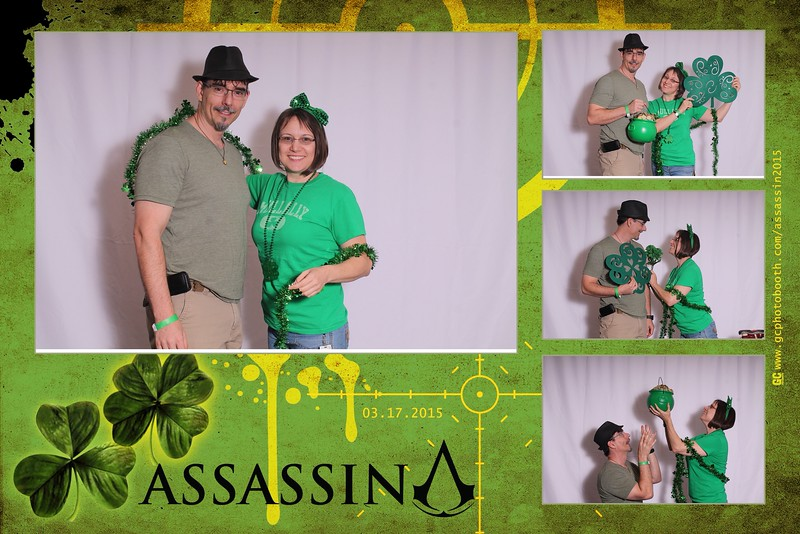 St Patrick 's Day Assasins