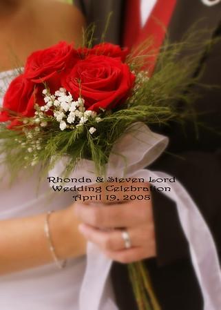 Rhonda & Steven Lord Wedding