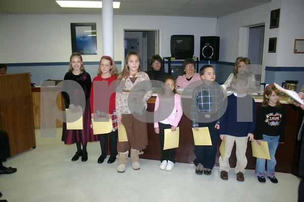 School Board Meeting - February 2006