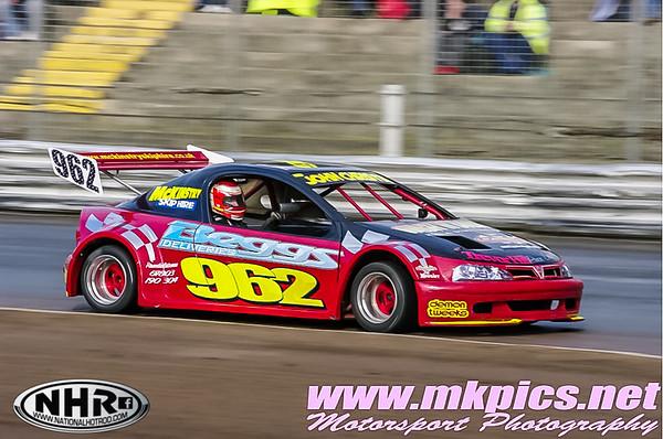 2010 Thunder 500 - Martin Kingston