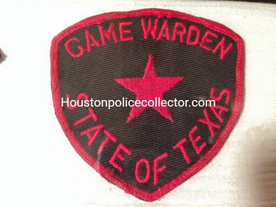 Texas Wanted Patches