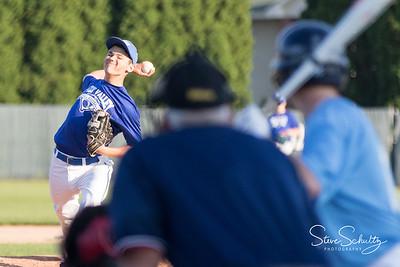 OW Baseball vs SMC