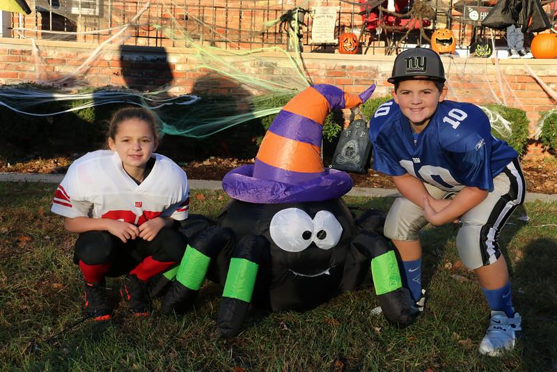 10-31-16 Halloween Fun, Parade, Trick or Treating
