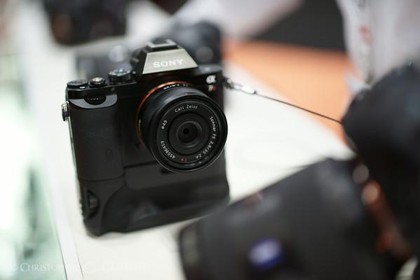 2013 PDN PhotoPlus Sony News Pt. 1