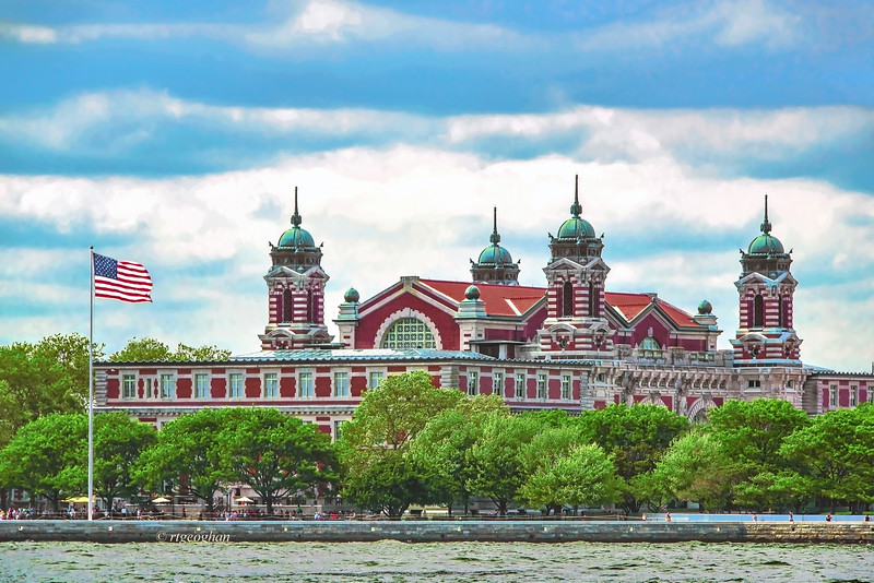 NY-NJ Ellis Island