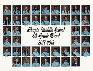 2017-2018 Band MS