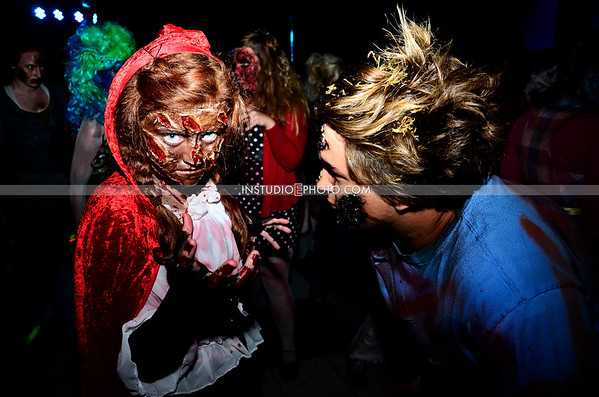 Zombies Helping Mummies 2013