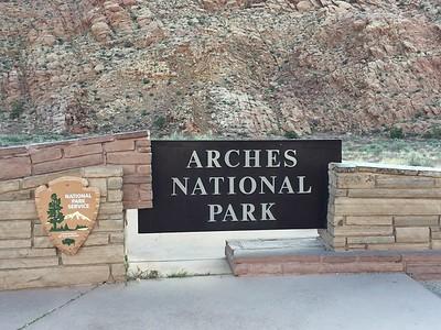 2019 Cordova Canyon, Arches National Park
