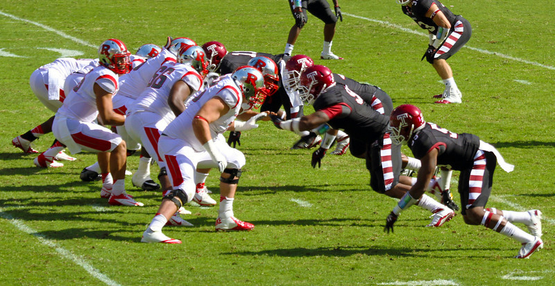 Rutgers' Nova under center