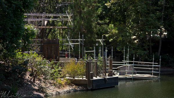 Disneyland Resort, Disneyland, Frontierland, Tom Sawyer Island, Refurbishment, Refurbish, Refurb