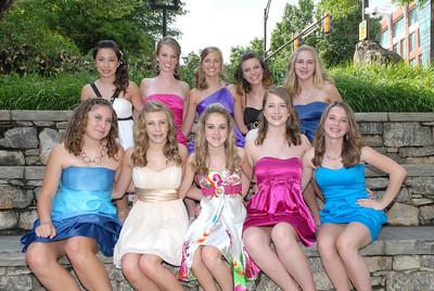 Mauldin Middle 8th Grade Dance 2010