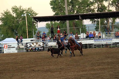 Fri Perf Junior Team Roping